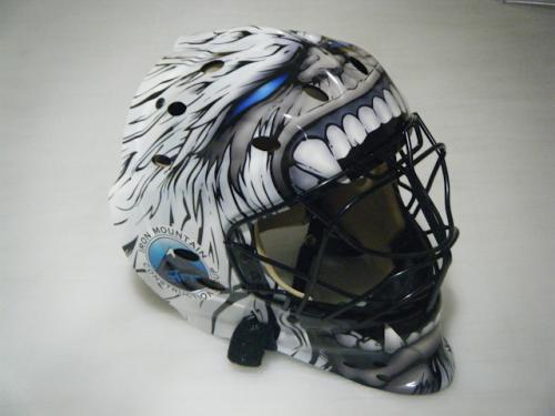 there it is printing custom hockey mask 1
